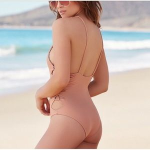 Acacia Florence One Piece in Topless
